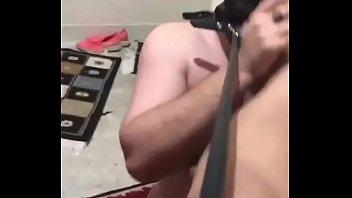 Татуированный мачо жахает в дырку полную мамочку в капроновых чулочках